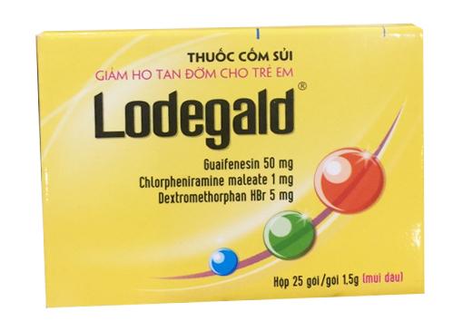 Thuốc Lodegald-Des 5mg Desloratadin giảm các triệu chứng viêm mũi dị ứng theo mùa, quanh năm