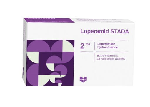 Loperamid STADA