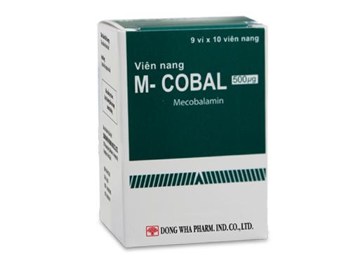 M-Cobal 500mcg