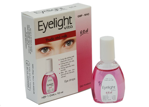 Eyelight vita red