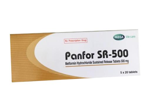 Panfor SR-500