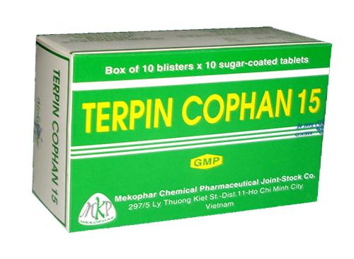 Terpin Cophan 15