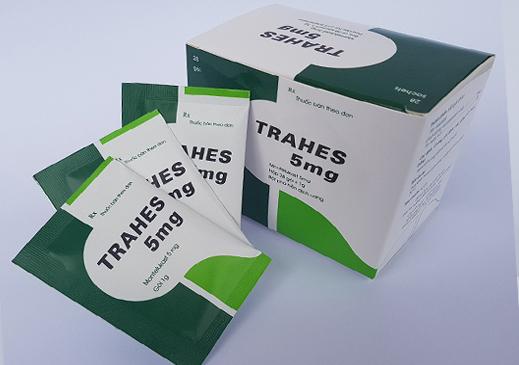 Trahes 5 mg