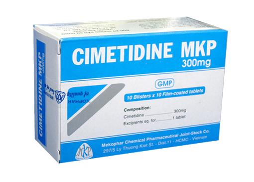 Cimetidine MKP 300