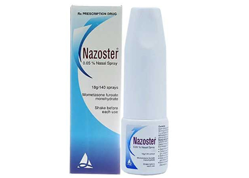 Nazoster 0,05% Nasal Spray