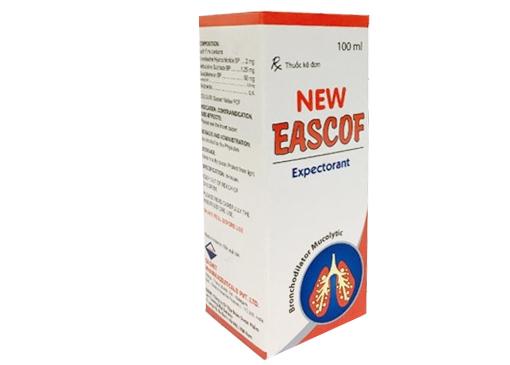 Thuốc long đờm New Eascof