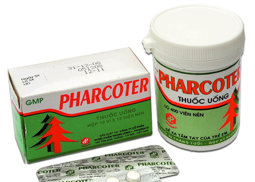 Pharcoter