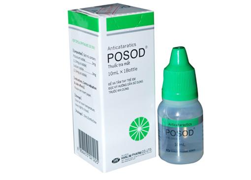 Posod Eye Drops