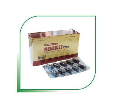Thuốc Mendicet giúp cung cấp các acid amin, các vitamin và khoáng chất cần thiết cho cơ thể