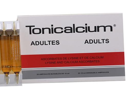 Tonicalcium Adults