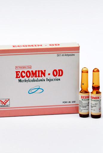 Thuốc Ecomin OD điều trị các bệnh lý thần kinh ngoại biên