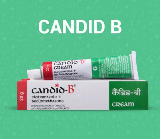 Thuốc Candid B điều trị nấm