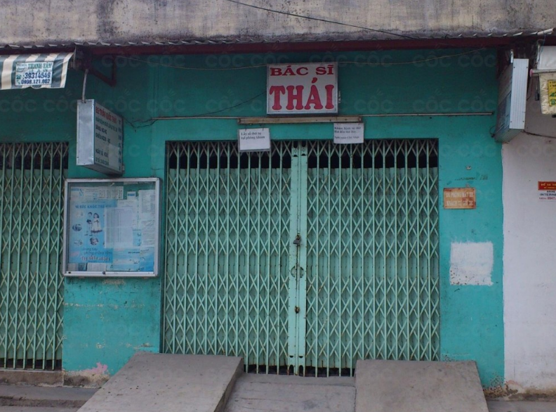 BS. Trần Quốc Thái