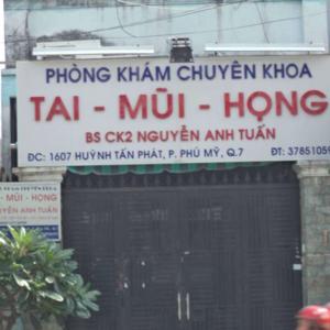 BS.CKII. Nguyễn Anh Tuấn