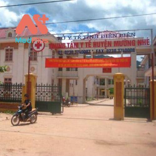 Trung tâm y tế huyện Mường Nhé