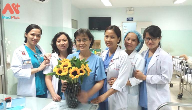 BS Bệnh viện Hùng Vương