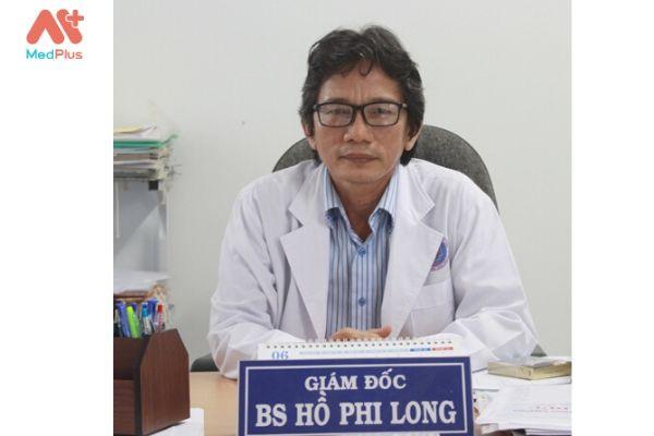 bác sĩ Hồ Phi Long