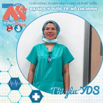 Bác sĩ Như chuyên siêu âm canh trứng hàng đầu Quận 9