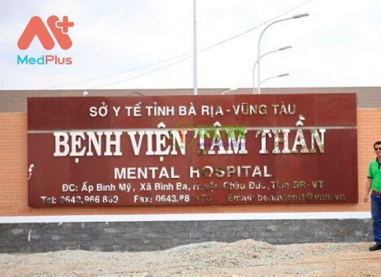 Bảng giá Bệnh viện Tâm thần Bà Rịa - Vũng Tàu được các bệnh nhân đánh giá là phù hợp