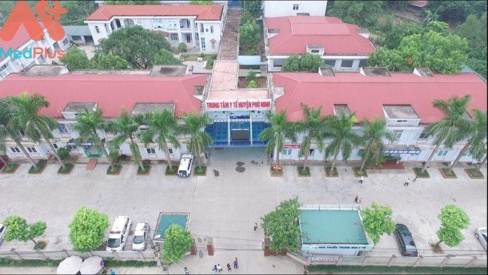 Trung tâm Y tế huyện Phù Ninh