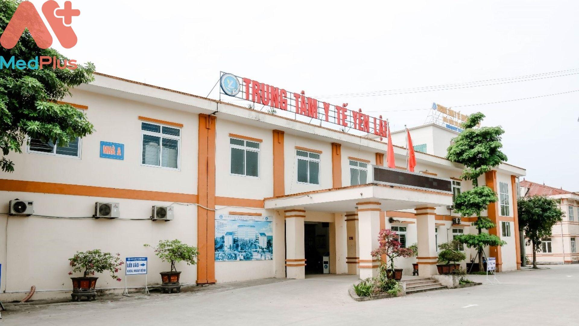 Trung tâm Y tế huyện Yên Lập - Phú Thọ