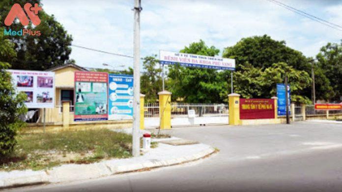 Trung tâm Y tế huyện Phú Vang