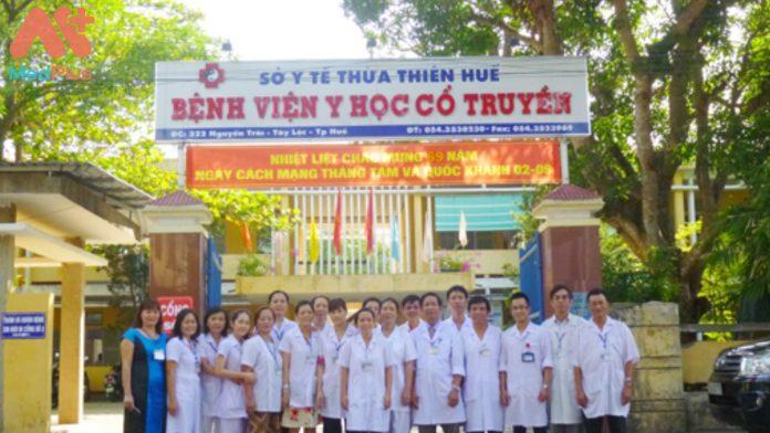 Bệnh viện Y học Cổ truyền Huế
