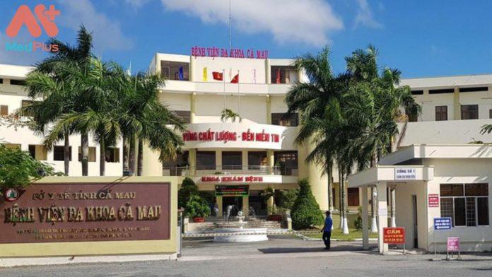 Bệnh viện Đa khoa Cà Mau