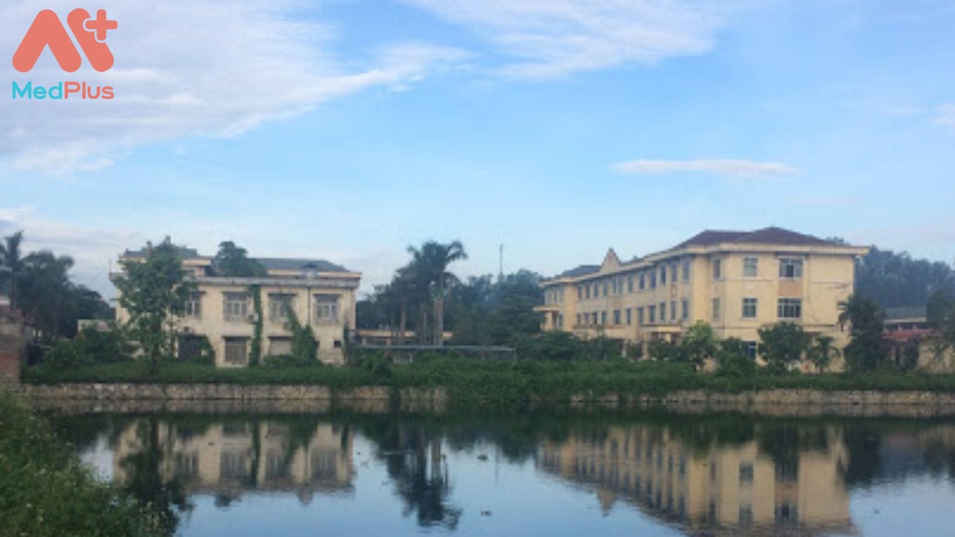 Bệnh viện Đa khoa huyện Thanh Liêm