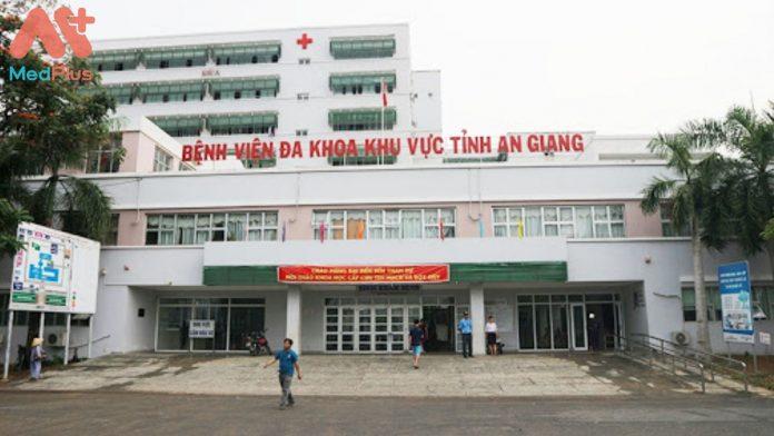Bệnh viện đa khoa khu vực An Giang