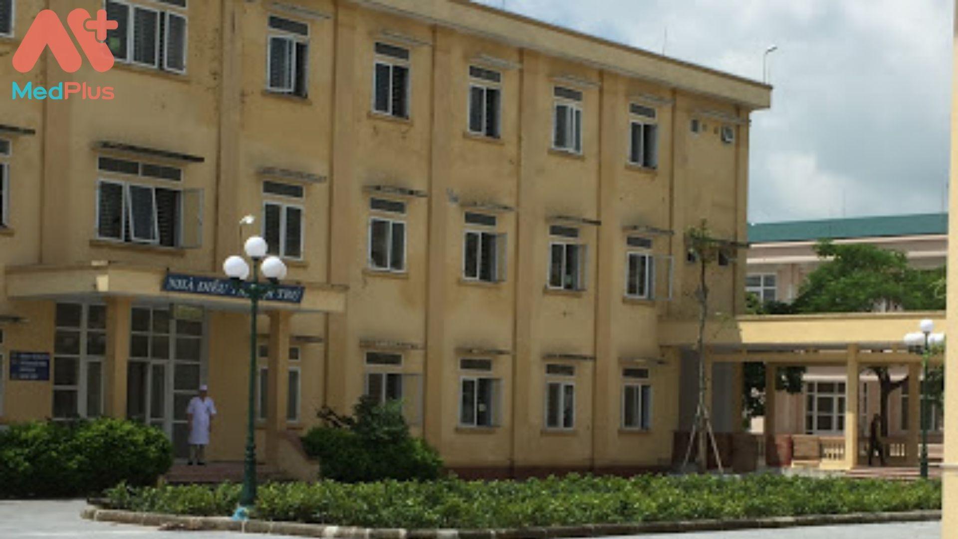 Bệnh viện huyện Nam Trực - Nam Định