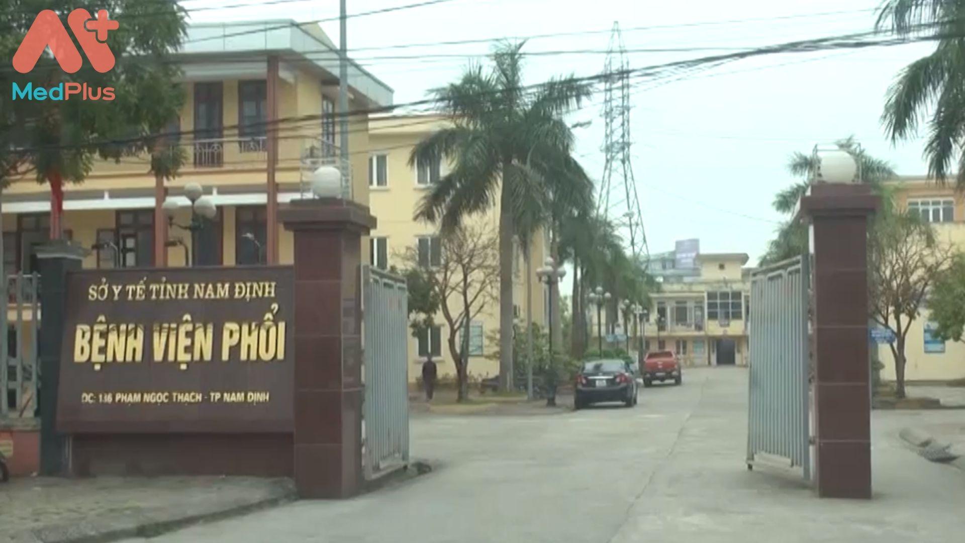 Bệnh viện Lao và bệnh Phổi Nam Định