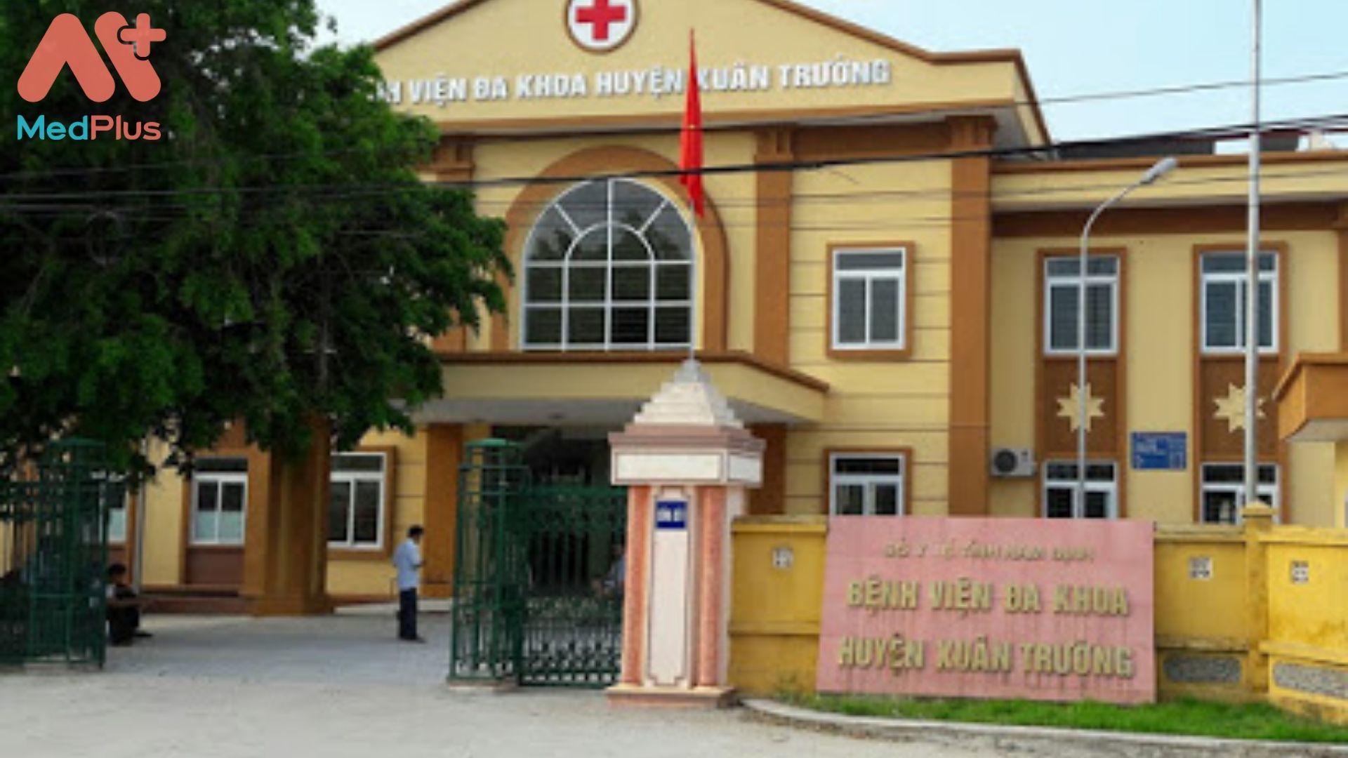 Bệnh viện huyện Xuân Trường - Nam Định