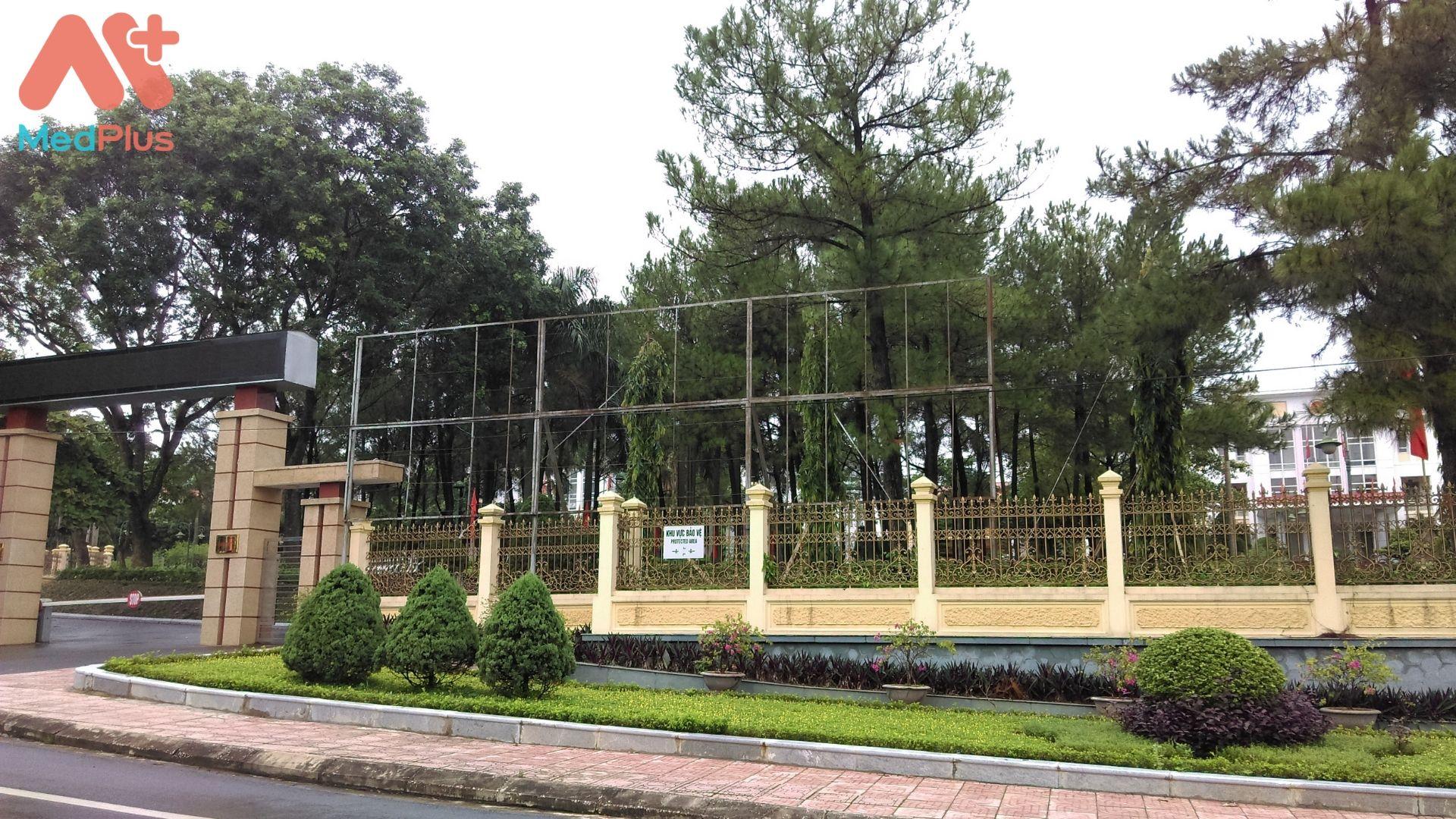 Bệnh viện Đa khoa Thị xã Tam Điệp