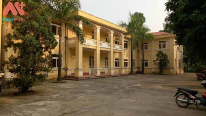 Bệnh viện Phục hồi chức năng Ninh Bình