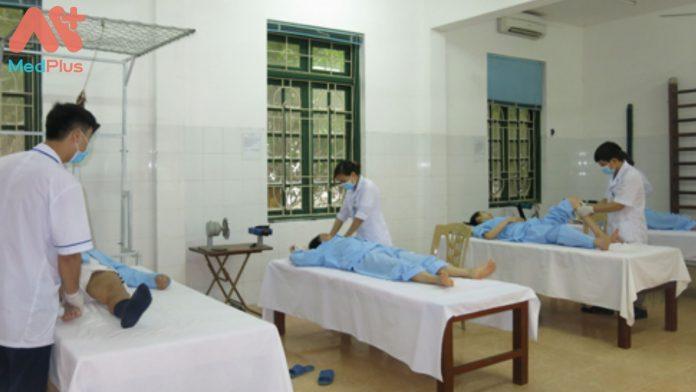 Bệnh viện Phục hồi chức năng tỉnh Thanh Hóa
