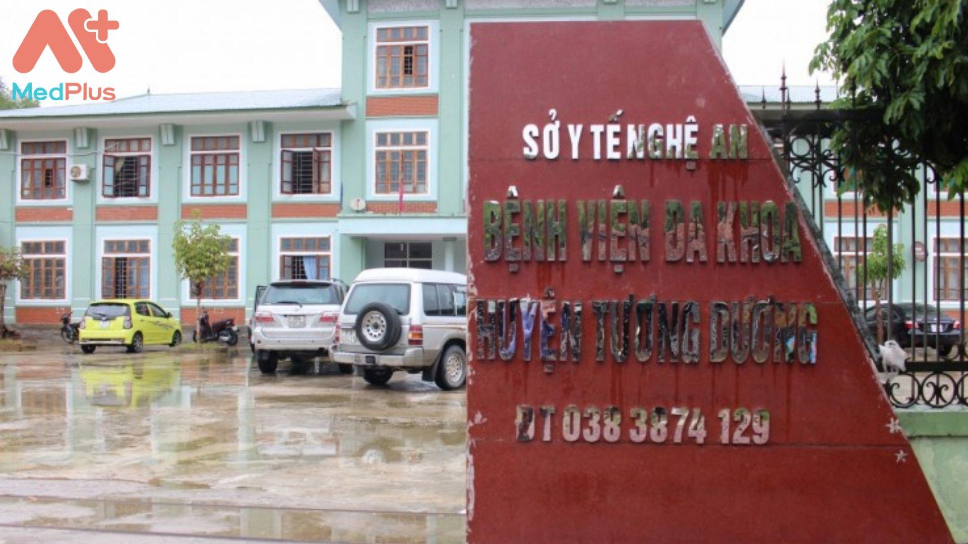 Bệnh viện Đa khoa huyện Tương Dương