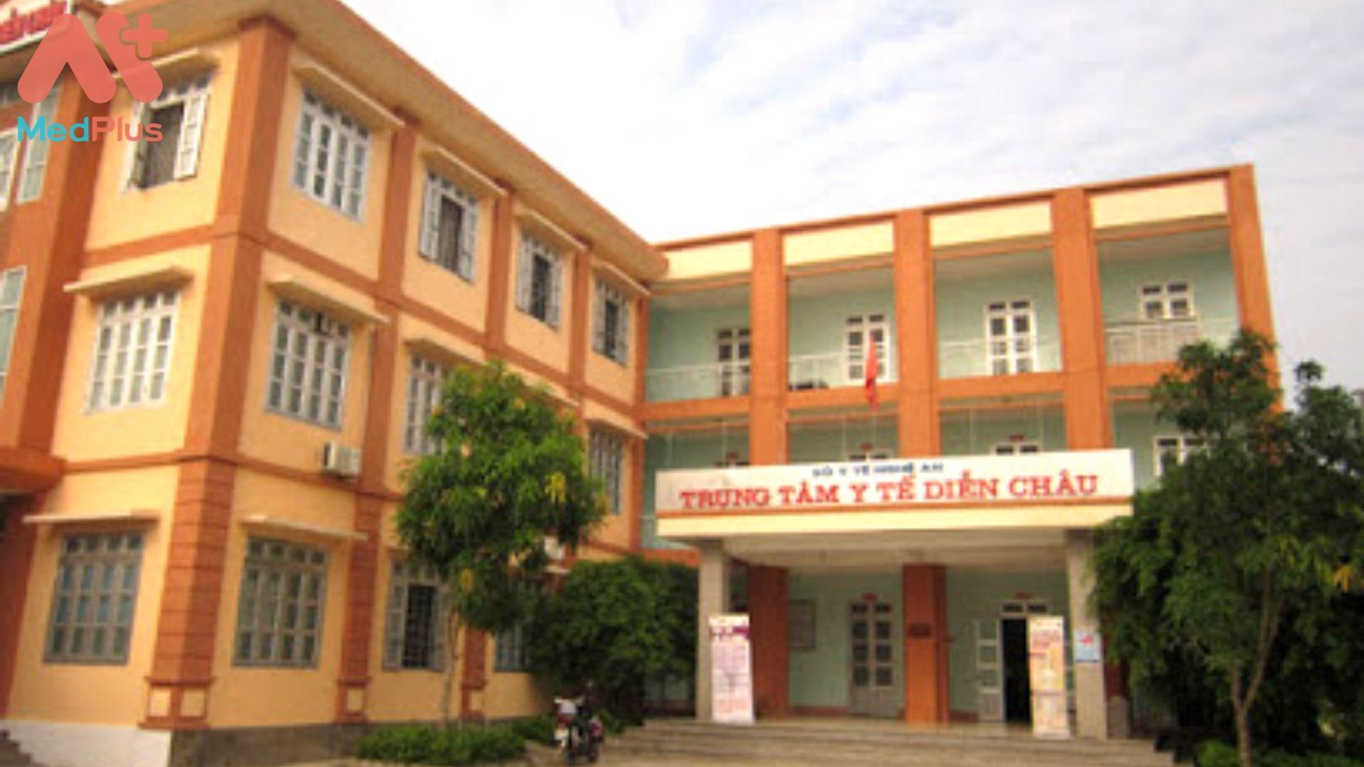 Trung tâm Y tế Diễn Châu