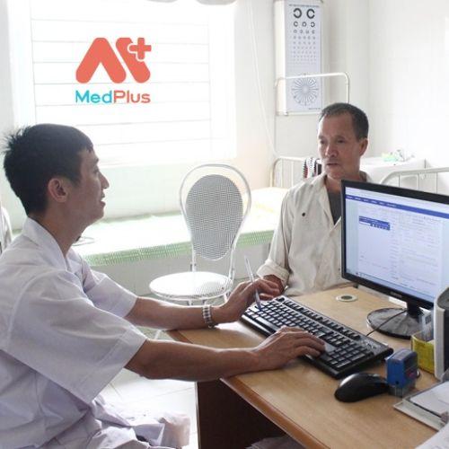 Bệnh nhân rất tin tưởng khi đến thăm khám tại trung tâm y tế