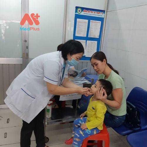 Bệnh nhân rất tin tưởng khi đến thăm khám tại TTYT