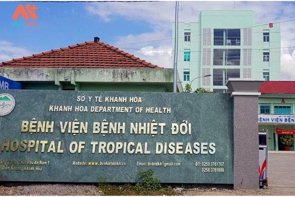 Địa chỉ bệnh viện Bệnh Nhiệt đới Khánh Hòa