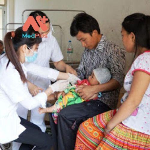 Bệnh viện Đa Khoa huyện Bảo Lâm