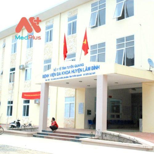 Bệnh viện Đa khoa huyện Lâm Bình