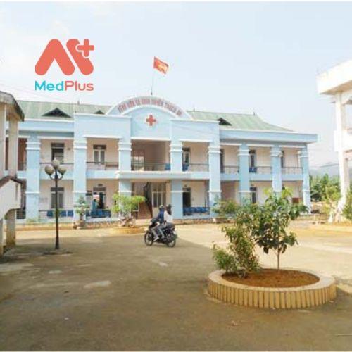 Bệnh viện Đa Khoa Huyện Thạch An