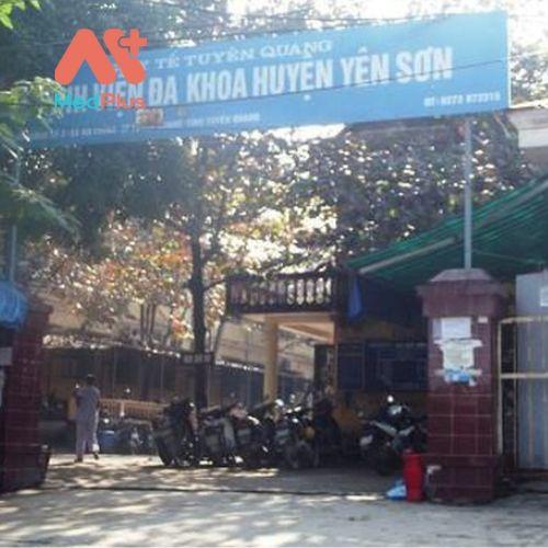 Bệnh viện Đa khoa huyện Yên Sơn