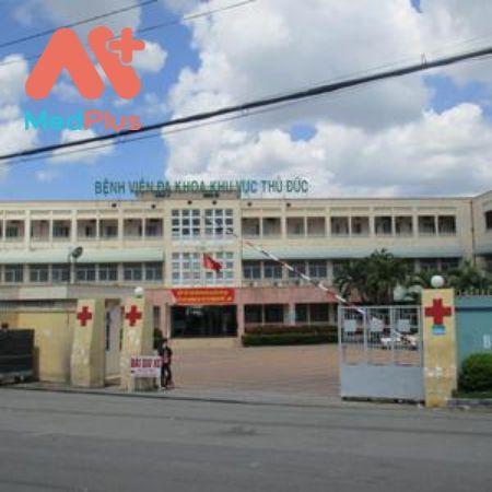 Bệnh viện Đa khoa Khu vực Thủ Đức