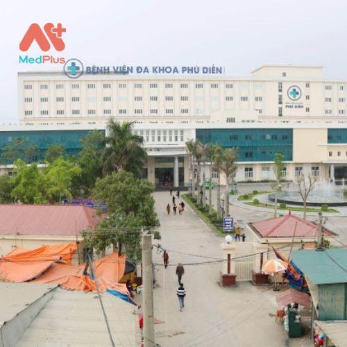 Bệnh viện Đa khoa Phủ Diễn