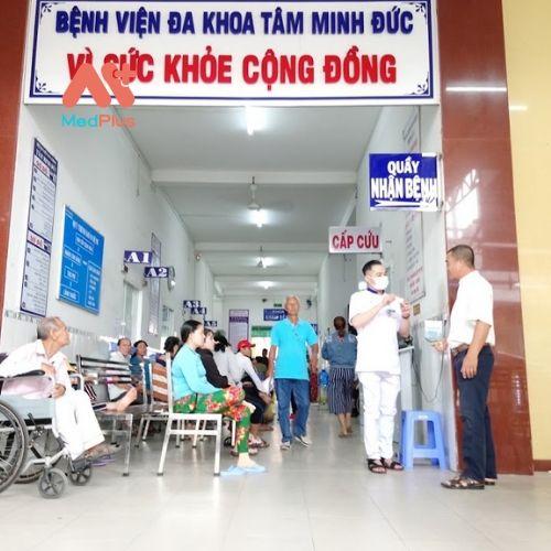 bệnh viện Đa khoa Tâm Minh Đức