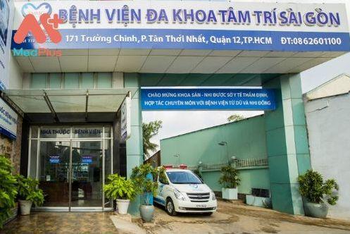 Bệnh viện Đa khoa Tâm Trí Sài Gòn