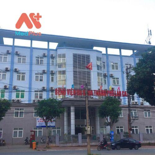 Bệnh viện Đa Khoa Thành Phố Lào Cai